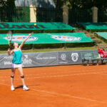 tennis serve game play